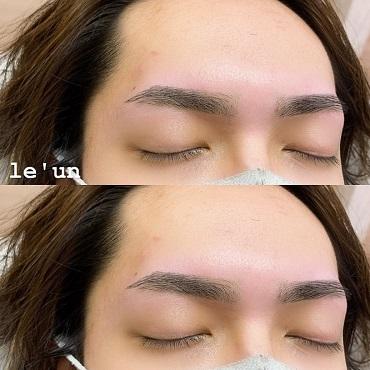 メンズ眉毛